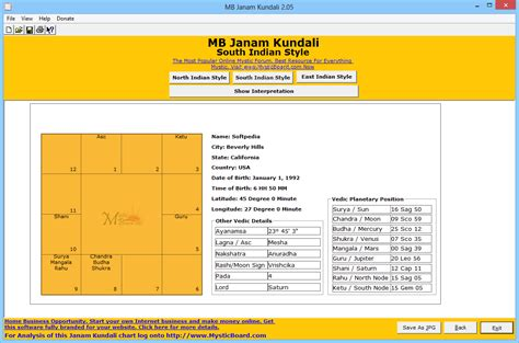 kundli match making software download full version
